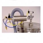 مکنده صنعتی و سیستم نظافت فیلتر جاروبرقی صنعتی