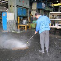 کارواش بخار و واترجت صنعتی