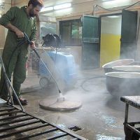 کارواش صنعتی اب گرم یا واترجت