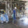 کارواش آب گرم صنعتی