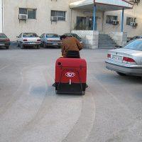 سوییپر خودرویی و نظافت موثر سویپر