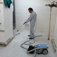 نظافت و شستشوی سطوح بوسیله واترجت