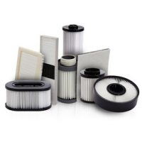 جاروبرقی صنعتی یا مکنده و انواع فیلتر ها