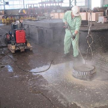 رسوب زدایی تجهیزات صنعتی