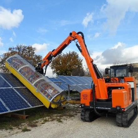 ماشین شستشوی سلول خورشیدی
