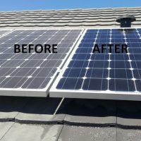 اهمیت شستشوی سلول خورشیدی