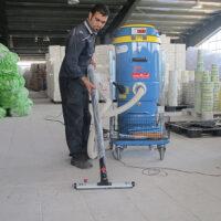 نگهداری جاروبرقی صنعتی