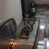 دستگاه پله برقی شور