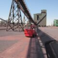 سوییپر کارخانه فولاد