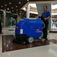 انتخاب دستگاه نظافت صنعتی