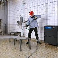 واترجت صنعتی آب سرد ثابت