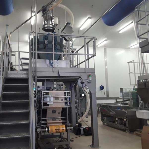 استفاده از مکنده انتقال مواد برای صنایع لبنی