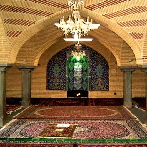 فرش شوی اماکن مذهبی