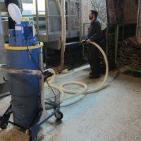 لزوم به کارگیری نظافت مکانیزه در صنایع نساجی