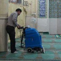 دستگاه موکت شوی و نظافت صنعتی مراکز آموزشی