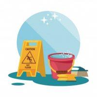 چرا نظافت کف بیمارستان ها مهم است؟