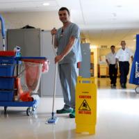 تسهیل نظافت بیمارستان ها با رعایت پنج گام ساده در انتخاب کفپوش