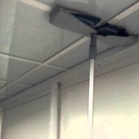 نحوه نظافت سقف صنعتی