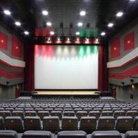 نظافت سالن سینما