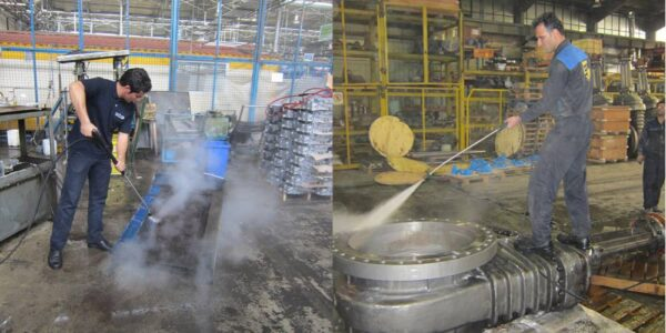 اهمیت استفاده از دستگاه کارواش صنعتی در کارخانجات