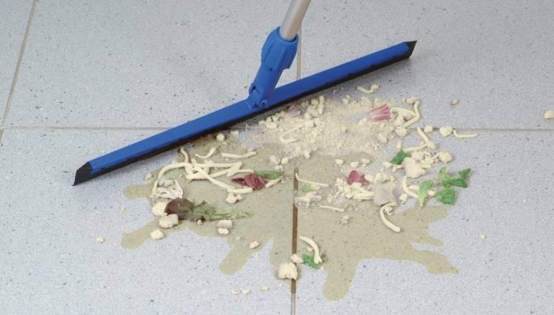 بهترین راه نظافت دستی سطوح کف