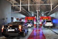 خرید کارواش اتوماتیک شستشوی خودرو مرکز تجاری