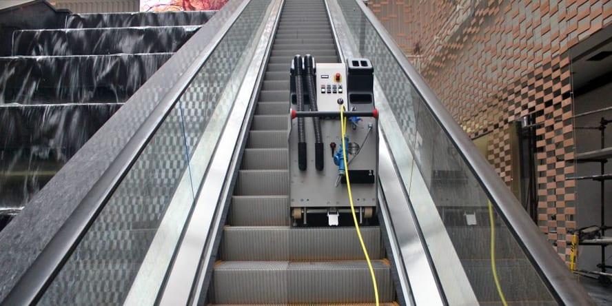 دستگاه پله برقی شوی
