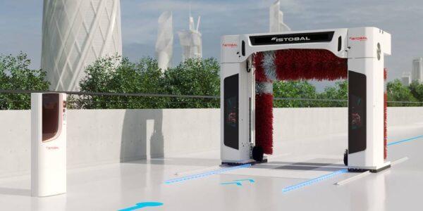 خرید کارواش اتوکاتیک دروازه ای برای شستشوی خودرو