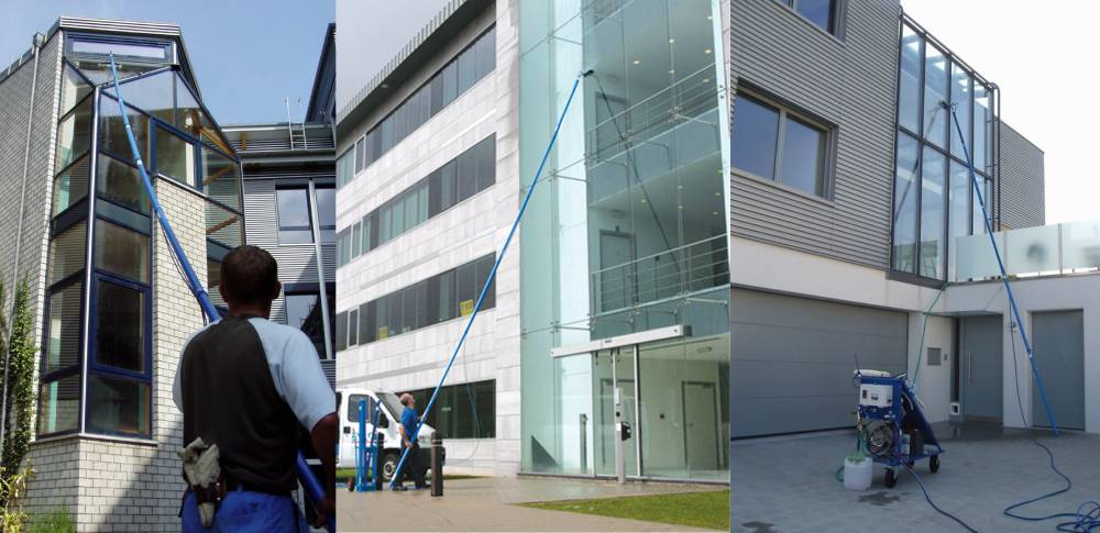 اهمیت و مزایای نماشویی ساختمان