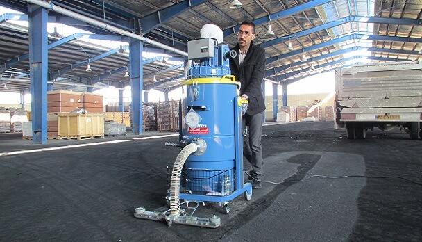 مزایای استفاده از جاروبرقی آب و خاک ابراهیم در صنایع غذایی