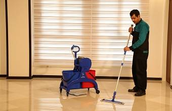 cleaning cart - Trolley