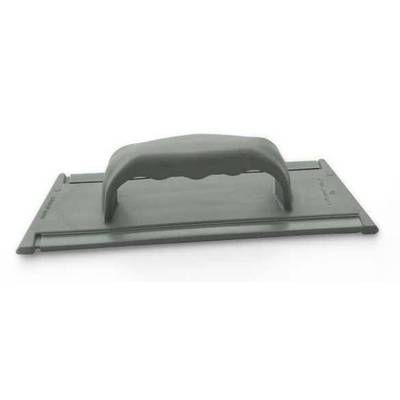نگهدارنده پد گردگیری دستی  - top clean grey plastic mop holder