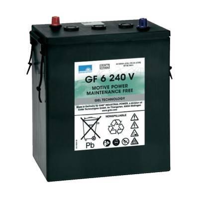 Gel battery-6V/240Ah  - Gel battery-6V240Ah