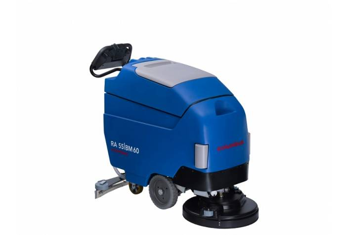Overview of scrubber RA 55BM 60