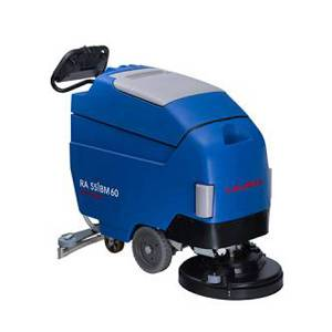 IND floor cleaning machine  - walk-behind scrubber dryer-RA55BM60 - RA55BM60
