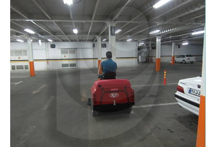 توانایی بالای سوییپر خودرویی در نظافت و جمع آوری آلاینده ها