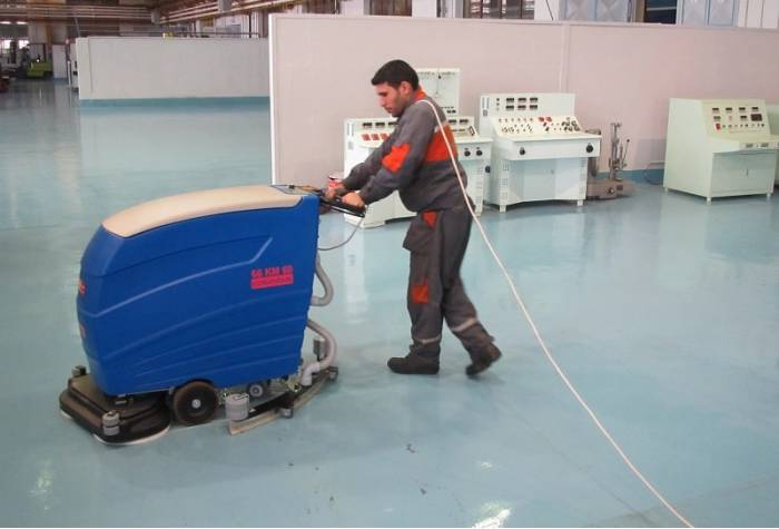 Cable scrubbers RA 66KM 60