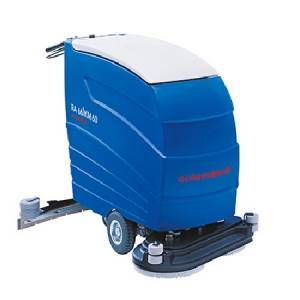 اسکرابر صنعتی  - walk-behind scrubber dryer-RA66KM60 - RA66KM60