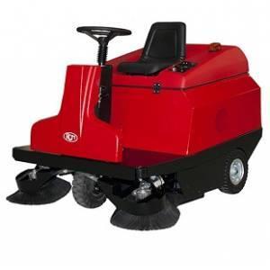 floor sweeping machine  - industrial sweeper - R850 N SKL LPG - R850NSkl Lpg