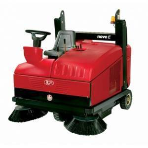 سویپر صنعتی  - industrial Sweeper - Nove D Top -  NoveDTop