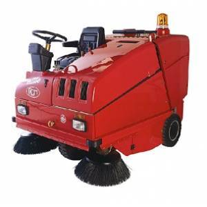 سویپر صنعتی  - industrial sweeper - Mille D  - MilleD