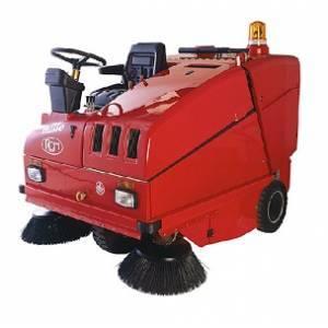 سویپر صنعتی  - industrial sweeper - Mille D  - Mille D