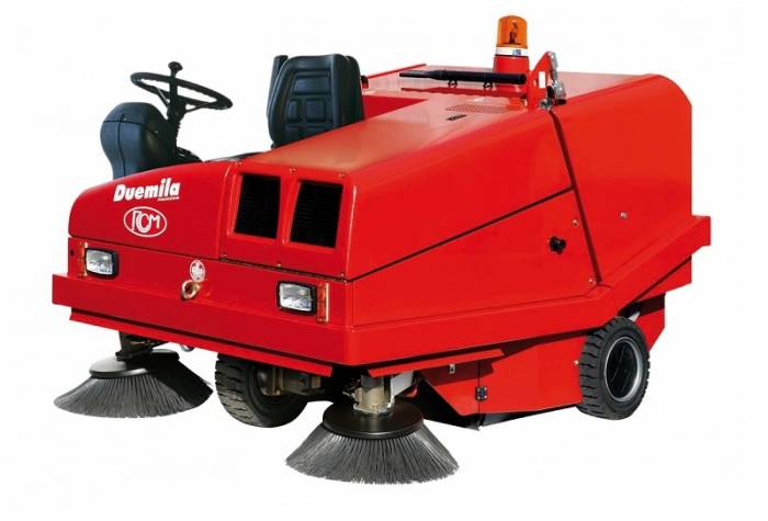 industrial Sweeper Duemila D