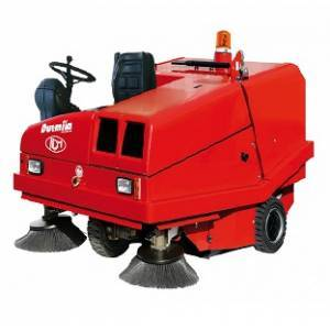 سویپر صنعتی  - industrial Sweeper - Duemila D - DuemilaD