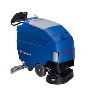 کف شوی صنعتی  - walk-behind scrubber dryer-RA66BM60 - RA66BM60