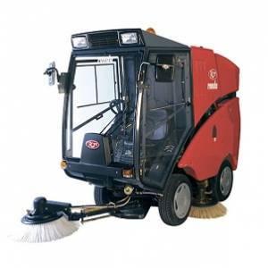 street sweeper - Ronda  -  street sweeper - Ronda - Ronda