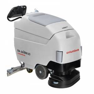 auto floor cleaner machine  - walk-behind scrubber dryer-RA66BM60noBAC - RA66BM60noBAC