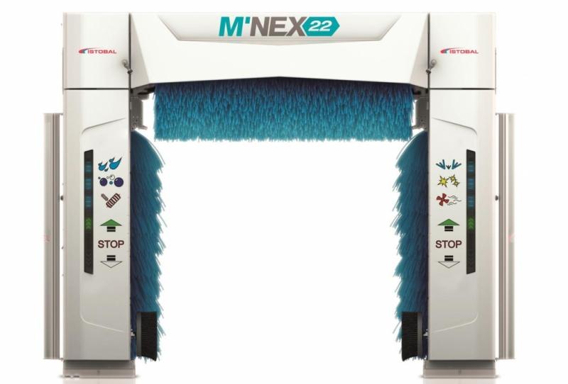 کارواش اتوماتیک M'NEX22
