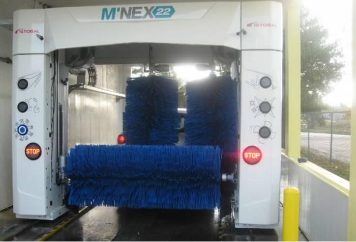 دستگاه کارواش اتوماتیک M'NEX22