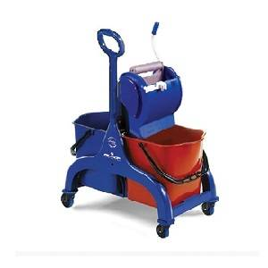 ترولی FRED با آبگیر رولی  - FRED TROLLEY WITH ROLLER WRINGER - FRED 0022